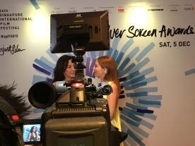 Interviewing Michelle Yeoh